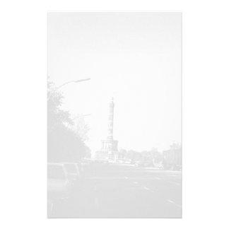ヴィンテージドイツベルリン6月17日通り1970年 便箋