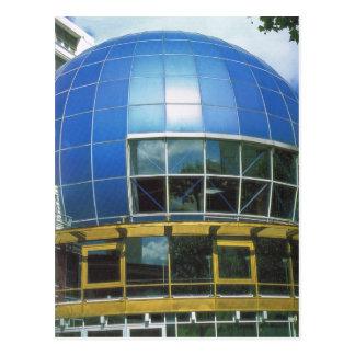ヴィンテージドイツ、ベルリンの360度の映画館 ポストカード