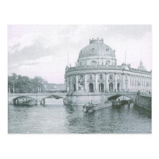 ヴィンテージドイツ、ベルリンKaiser Frederik博物館 ポストカード