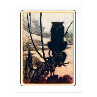ヴィンテージハロウィン ポストカード