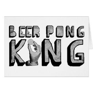 ヴィンテージビールPong王 カード