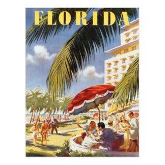 ヴィンテージフロリダ、米国- ポストカード