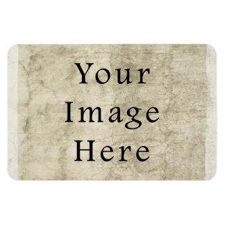 ヴィンテージプラスターベージュ硫酸紙の背景 マグネット