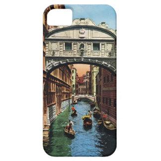 ヴィンテージベニスのため息の橋 iPhone SE/5/5s ケース