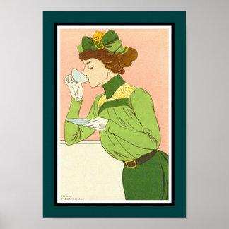 ヴィンテージポスター有名な芸術家のアンリーのMeunier 1900年 ポスター