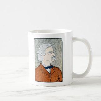 ヴィンテージマーク・トウェイン-探検して下さい。 夢。 発見して下さい コーヒーマグカップ