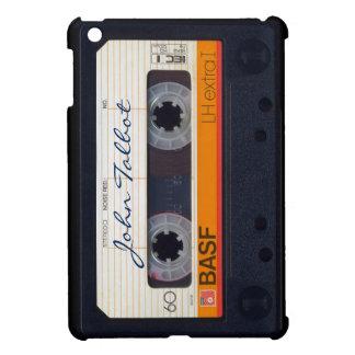 ヴィンテージレトロのファッションドな80s Mixtapeのオーディオ・カセットテープ iPad Mini カバー