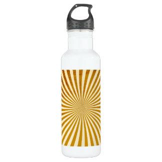 ヴィンテージ光線のデザイン ウォーターボトル