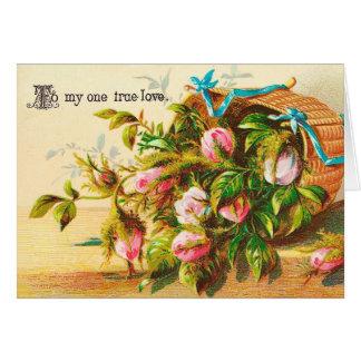 ヴィンテージ愛カード カード