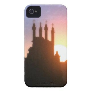 ヴィンテージ教会 Case-Mate iPhone 4 ケース