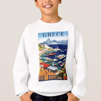 ヴィンテージ旅行アテネギリシャ スウェットシャツ