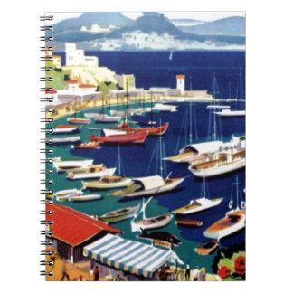 ヴィンテージ旅行アテネギリシャ ノートブック
