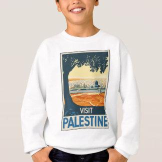 ヴィンテージ旅行パレスチナ スウェットシャツ