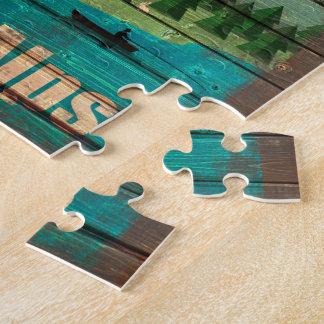 ヴィンテージ旅行ポスタージグソーパズル ジグソーパズル