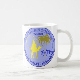 ヴィンテージ旅行ポスター、チュニジア、Tunisie、アフリカ コーヒーマグカップ