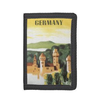 ヴィンテージ旅行、ドイツの城、ババリアドイツ