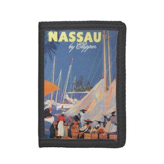 ヴィンテージ旅行、ナッサウ港、フロリダのヨット