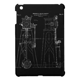 ヴィンテージ機械 iPad MINIカバー