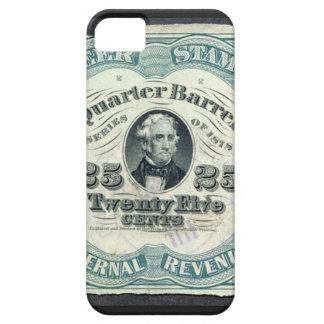 ヴィンテージ米国の通貨 iPhone SE/5/5s ケース
