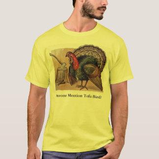 ヴィンテージ誰か言及の豆腐の鳥のTシャツ Tシャツ
