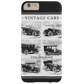 ヴィンテージ車のカスタムのケース BARELY THERE iPhone 6 PLUS ケース