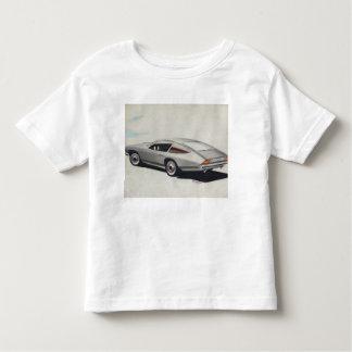 ヴィンテージ車のスケッチ(14) LRG 2 トドラーTシャツ