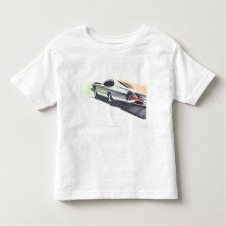 ヴィンテージ車のスケッチ(25) LRG 13 トドラーTシャツ