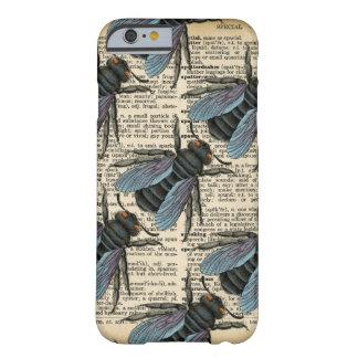 ヴィンテージ辞書の虫の電話 BARELY THERE iPhone 6 ケース