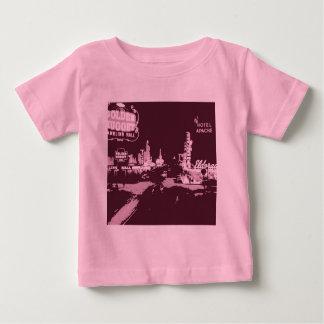ヴィンテージ都心のラスベガス ベビーTシャツ