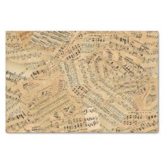 ヴィンテージ音楽ID389の部分 薄葉紙
