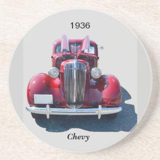 ヴィンテージ1936年のシボレー コースター