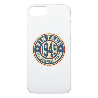 ヴィンテージ1949のすべてのオリジナルの部品 iPhone 8/7ケース