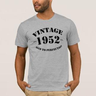 ヴィンテージ1952の誕生日 Tシャツ