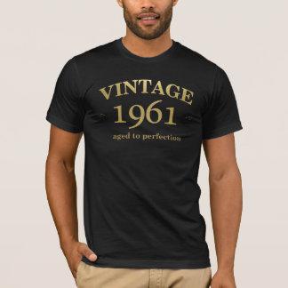 ヴィンテージ1961年-金ゴールド Tシャツ