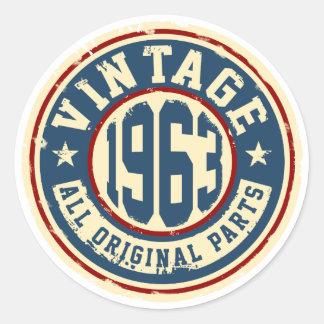 ヴィンテージ1963のすべてのオリジナルの部品 ラウンドシール