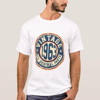 ヴィンテージ1963のすべてのオリジナルの部品 Tシャツ