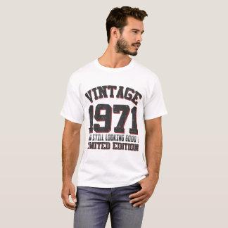 ヴィンテージ1971年およびまだ見ることよく Tシャツ