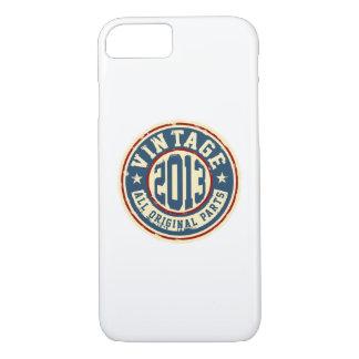 ヴィンテージ2013のすべてのオリジナルの部品 iPhone 8/7ケース