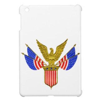 ヴィンテージ7月第4 iPad MINIケース