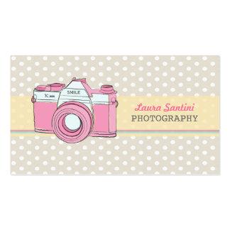 ヴィンテージ|カメラ|カメラマン|ビジネス|カード ビジネスカード