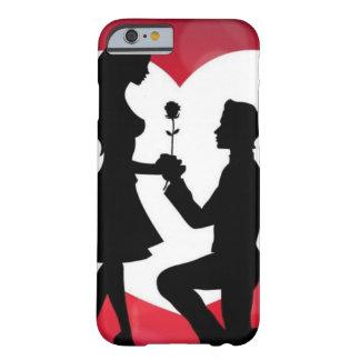 ヴィンテージ: バレンタインデー- BARELY THERE iPhone 6 ケース