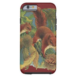 ヴィンテージ|リス、|野生|動物、|森林|創造物