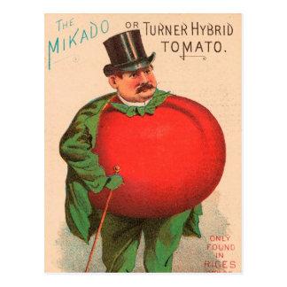 ヴィンテージ: 農業の広告- ポストカード