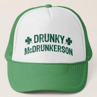 ヴィンテージDrunky McDrunkerson キャップ
