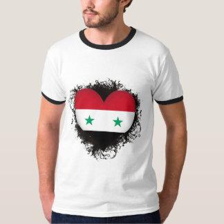 ヴィンテージI愛シリア Tシャツ