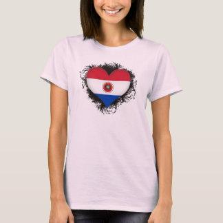 ヴィンテージI愛パラグアイ Tシャツ