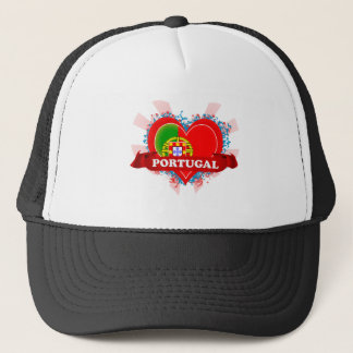ヴィンテージI愛ポルトガル キャップ