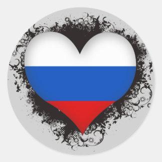 ヴィンテージI愛ロシア ラウンドシール