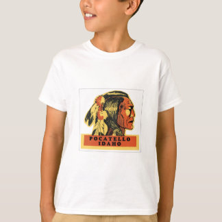 ヴィンテージPocatelloアイダホ Tシャツ