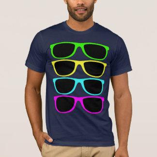 ヴィンテージRgb Fluoのサングラス Tシャツ